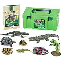 立体図鑑リアルフィギュアボックス レプタイル (爬虫類)