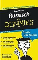 Sprachfuhrer Russisch fur Dummies Das Pocketbuch