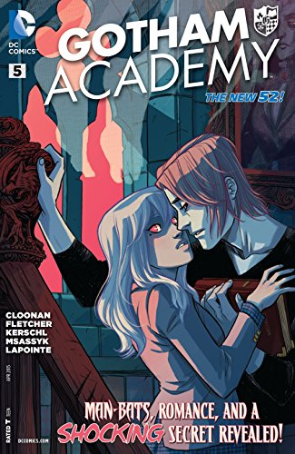 Download Gotham Academy (2014-) #5 (English Edition) B00QHHQLEY