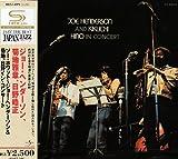 ソー・ホワット~ジョー・ヘンダーソン&菊地、日野イン・コンサート