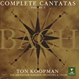 Bach;Complete Cantatas 3