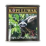 レギュラーコーヒー 豆 コピ・ルアク KOPI LUWAK 50g インドネシア産 幻のコーヒー