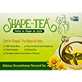 SHAPE TEA Slimming Tea Detox and Shape In Style, 25 Count