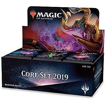マジック:ザ・ギャザリング 基本セット2019 ブースターパック 英語版 36パック入りBOX