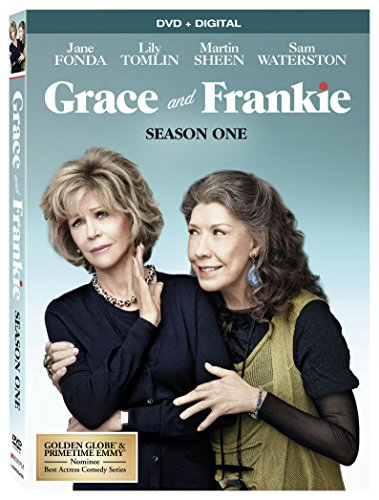 Grace & Frankie: Season 1 [DVD] [Import]
