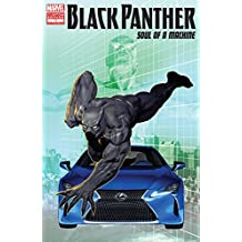 Black Panther: Soul Of A Machine (2017) #1