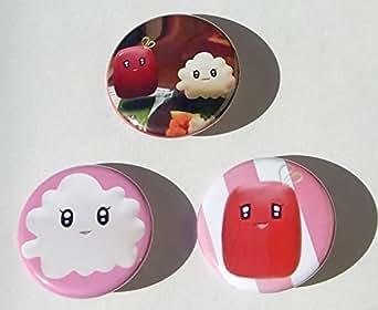 東京タラレバ娘 タラとレバ(TV版) 缶バッジ 3個セット