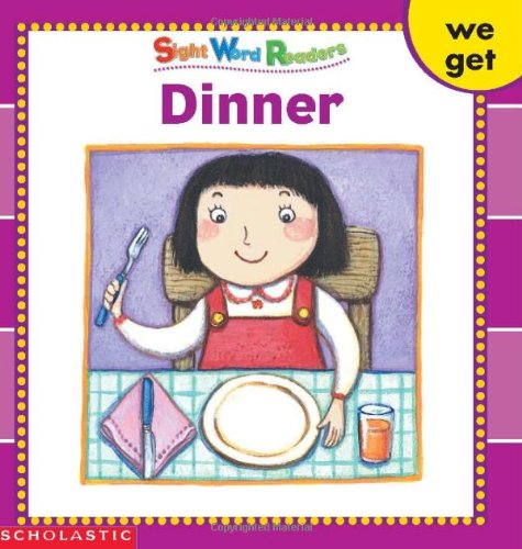 Dinner (Sight Word Library)の詳細を見る