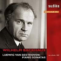 ベートーヴェン:ピアノ・ソナタ集 (Beethoven : Piano Sonatas Nos. 15, 18, 21 & 30 / Wilhelm Backhaus (1969 LIVE)) (2CD)