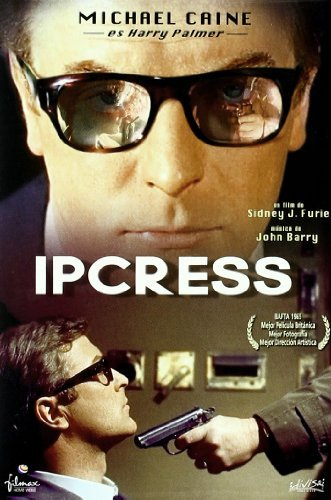 The Ipcress File ( Len Deighton's The Ipcress File ) by Michael Caine