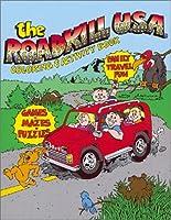 The Roadkill U. S. A. Coloring & Activity Book