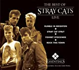 Best of Stray Cats: Live (Dig) 画像