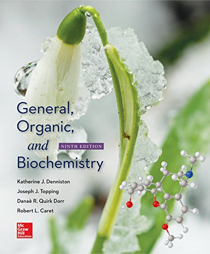 Download Student Study Guide/Solutions Manual for General, Organic, and Biochemistry 1259678962