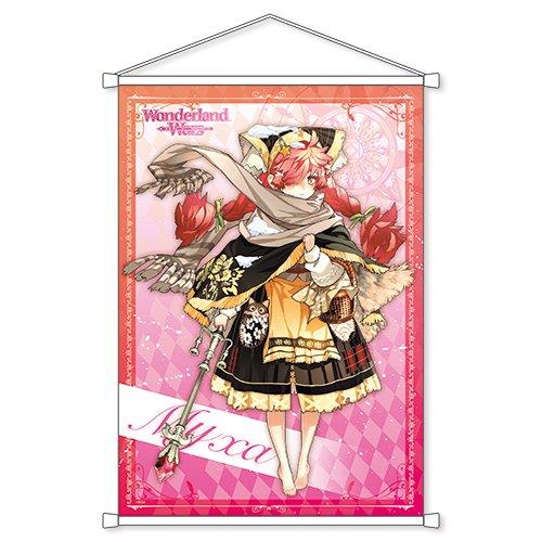 Wonderland Wars ミクサ オリジナル称号&カスタムチャット特典付き B2タペストリーの詳細を見る