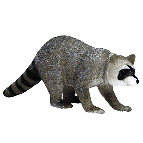 プラッツ My Little Zoo アライグマ 全長約75mm 彩色済み動物フィギュア MJP387159