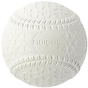 内外ゴム(NAIGAI) ナイガイ 軟式 野球 ボール 公認球 M号