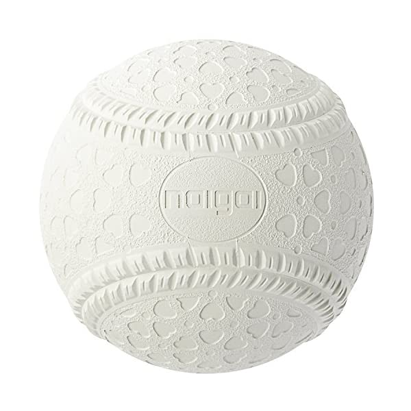 内外ゴム(NAIGAI) 軟式 野球 ボール M...の商品画像