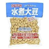 マルサン 国産水煮大豆 150g