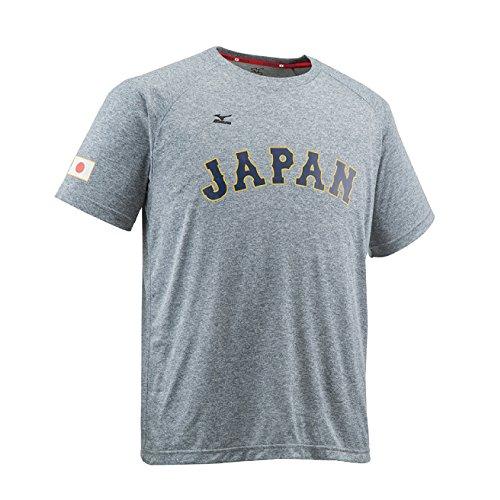 MIZUNO(ミズノ) 侍ジャパン 2017WBC Tシャツ 12JA7T1700L-O ・・・