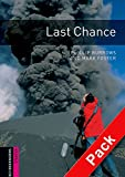 Last Chance CD Pack (Oxford Bookworms Library)