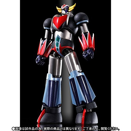Super Robot Chogokin Grendizer Kurogane Finish Action Figure Bandai Japan