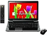 東芝 ノートパソコン dynabook Qosmio T751/T8EB(Office H&B搭載) PT751T8EBFB