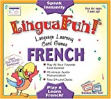 Linguafun! French: Language Learning Card Games