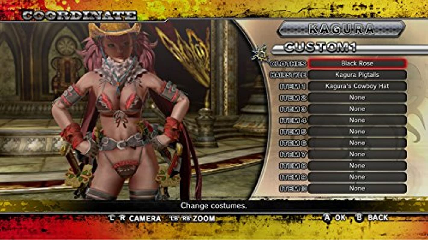 ポンペイ記事小康Onechanbara Z2: Chaos(お姉チャンバラ Z2 ~カオス~ ) DLC Black Rose [オンラインコード]