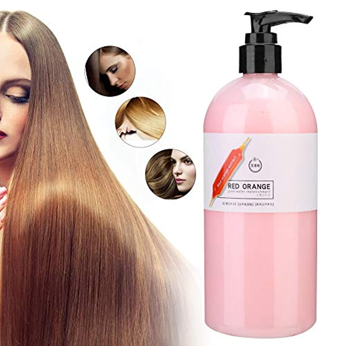 掃くシソーラスポジションナリッシングリペアシャンプー、500 ml保湿オイルコントロールふけ防止シャンプー 栄養 修理 ふけ防止 保湿シャンプー すべての髪のタイプに適し