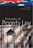Cover of Australian Principles of Property Law