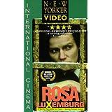Rosa Luxemburg [VHS] [Import]