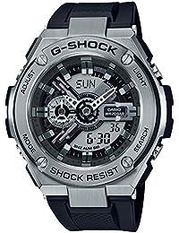 [カシオ]CASIO 腕時計 G-SHOCK ジーショック Gスチール GST-410-1AJF メンズ