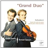 Schubert;Violin + Piano Duo