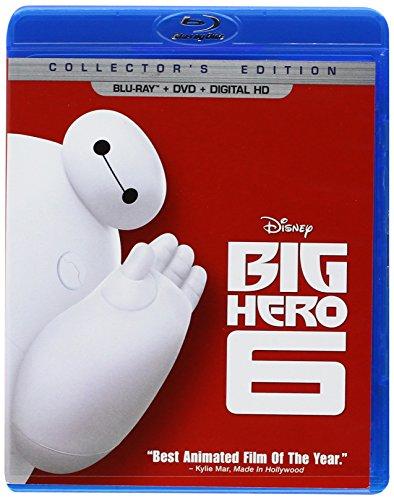 ベイマックス 北米版 / Big Hero 6 [Blu-ray+DVD][Import]の詳細を見る