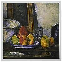 ポール・セザンヌフローレン有名なアート–Painting Still Life with Open引き出し–グリーティングカード Set of 6 Greeting Cards