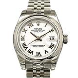 [ロレックス] ROLEX 腕時計 デイトジャスト 179160 ピンク ローマ レディース [並行輸入品]