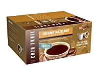 Caza Trail Coffee, Creamy Hazelnut, 56 Single Serve Cups(並行輸入商品)