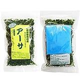 即日出荷 沖縄県恩納村産 海の野菜 アーサ 27g×3袋 食物繊維・ミネラル豊富な海藻 磯の香りがたまらないアオサ お吸い物・天ぷら・オムレツに