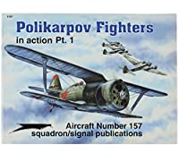 Polikarpov Fighters in Action (AIRCRAFT)