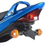 R&G(アールアンドジー) フェンダーレスキット ブラック GSX1250FA(10-12) BANDIT1250 ABS[バンディット](08/09) BANDIT1250S ABS(08/09) BANDIT1250F ABS(08/09) GSX650/F(08-10) RG-LP0112BK
