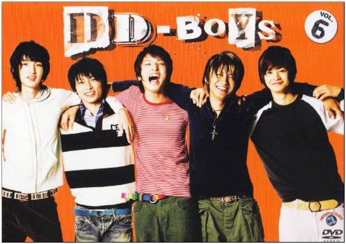 DD-BOYS Vol.6 [DVD]の詳細を見る