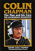 Colin Chapman: The Man and His Cars, biography コーリン・チャップマン・バイオグラフィ (LOT-BOK-08)