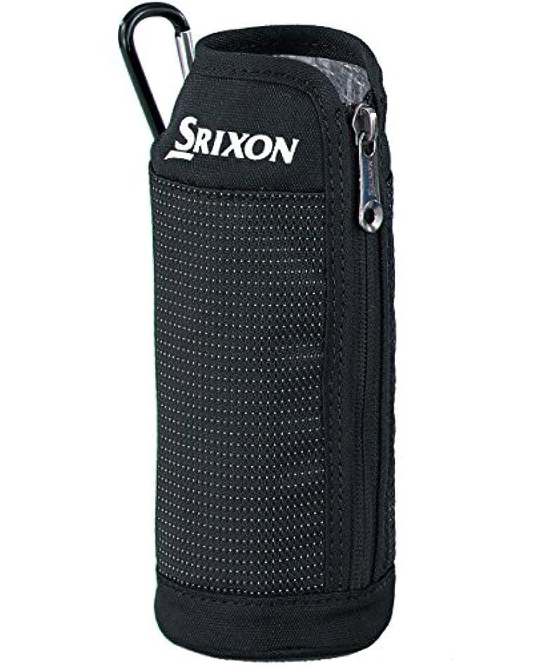 隣接する提案するウールDUNLOP(ダンロップ) SRIXON ペットボトルホルダー GGF-B1803 ブラック