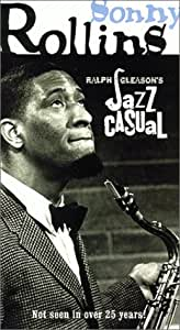 Jazz Casual - Sonny Rollins [VHS] [Import]