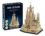 ドイツレベル 3Dパズル サグラダファミリア (ペーパークラフト) 00206