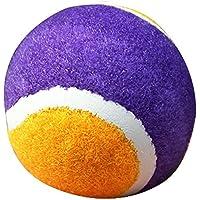 [ノーブランド品] デイリー 配色 ゴルフ練習 健康グッズ ボール 6.5cm パープル