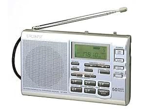 SONY ICF-SW35 FMラジオ