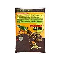 Reptile Sciences Terrarium Sand, 10-Pound, Brown by Reptile Sciences