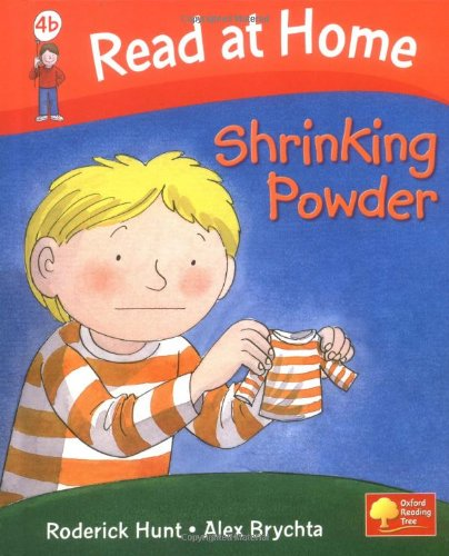 Read at Home: More Level 4b: Shrinking Powderの詳細を見る