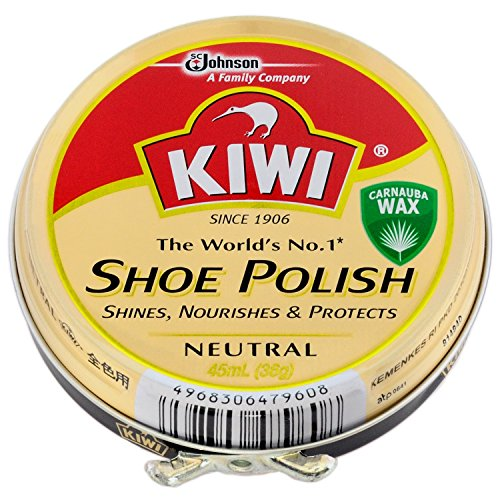 KIWI(キィウィ) 靴用クリーム 油性靴クリーム 全色用 45ml